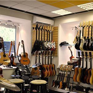 Музыкальные магазины Корткероса