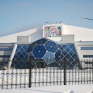 Спортивные комплексы Корткероса