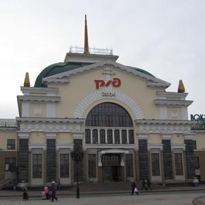 Железнодорожные вокзалы Корткероса